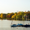 Herbst in Hamburg, Alster
